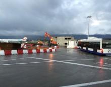 Genève Aéroport – Démolition station multi-services
