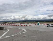 Genève Aéroport – Création d'une position avion
