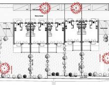 Thônex – 5 maisons contiguës : Nouveau projet clefs en main