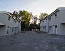 Cointrin 6 maisons : Livraison avec 1 mois d'avance