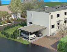 Veyrier – 4 maisons : nouveau projet