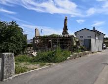 Arare – 1 maison : Démolition de la grange existante