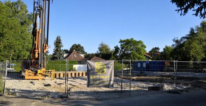 Mapraz – 4 maisons : Fin des travaux spéciaux